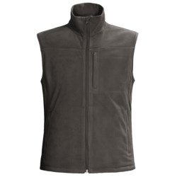 Woolrich Transit Microfleece Vest (For Men) in Slate