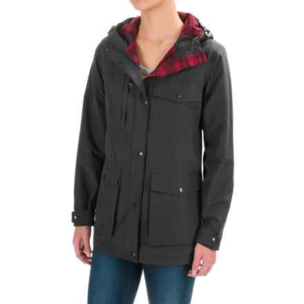 Woolrich Transition Mountain Parka (For Women) in Black - Closeouts