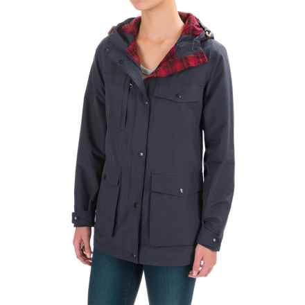 Woolrich Transition Mountain Parka (For Women) in Deep Indigo - Closeouts