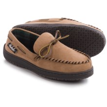 Woolrich Trapper Moccasin Slippers (For Men) in Tan/Hashbrown - Closeouts