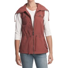 Woolrich Trekking Vest - UPF 40+ (For Women) in Light Raisin - Closeouts