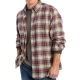 Woolrich Trout Run Flannel Shirt - Long Sleeve (For Men)