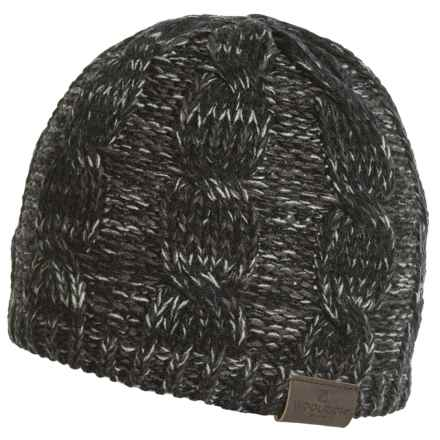 Woolrich Twisted Cable-Knit Hat (For Men) in Slate - Closeouts