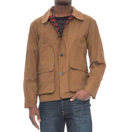 Woolrich Upland Hunting Jacket (For Men) in Sediment - Closeouts