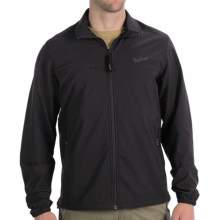 Woolrich Vector Jacket - UPF 40+, DWR, Wind Resistant (For Men) in Black - Closeouts