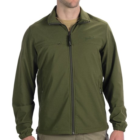 Woolrich Vector Jacket - UPF 40+, DWR, Wind Resistant (For Men) in Pesto