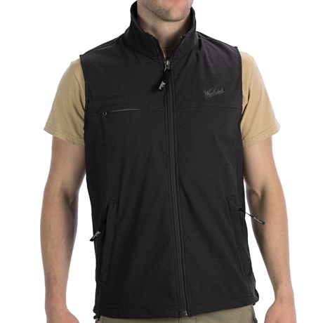 Woolrich Vector Vest - UPF 40+, DWR, Wind Resistant (For Men) in Slate
