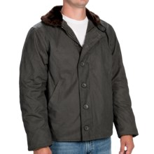 Woolrich Viewpoint Jacket - Insulated (For Men) in Coal - Closeouts
