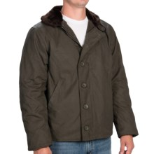 Woolrich Viewpoint Jacket - Insulated (For Men) in Olive - Closeouts