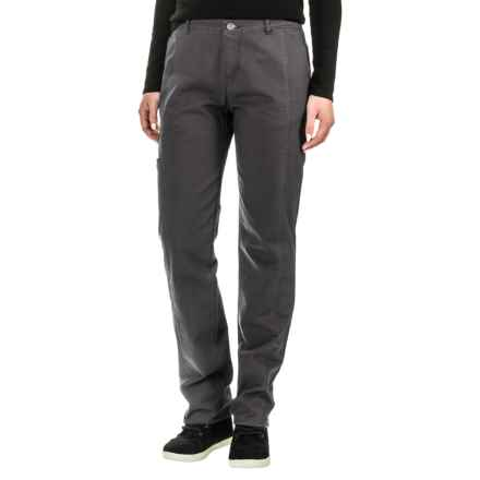 Woolrich Vista Straight Pants (For Women) in Coal - Closeouts