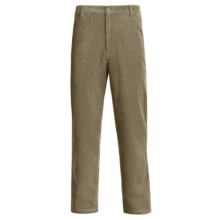 Woolrich West Valley Corduroy Pants - 8-Wale (For Men) in Dark Shale - Closeouts