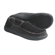 Woolrich Westland Moccasin Slippers (For Men) in Charcoal - Closeouts