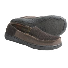 Woolrich Westland Moccasin Slippers (For Men) in Chocolate - Closeouts