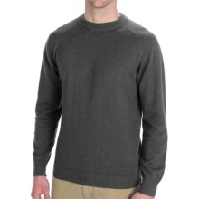 Woolrich Windward Sweater (For Men) in Charcoal Heather - Closeouts