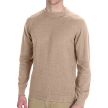 Woolrich Windward Sweater (For Men) in Oatmeal Heather - Closeouts