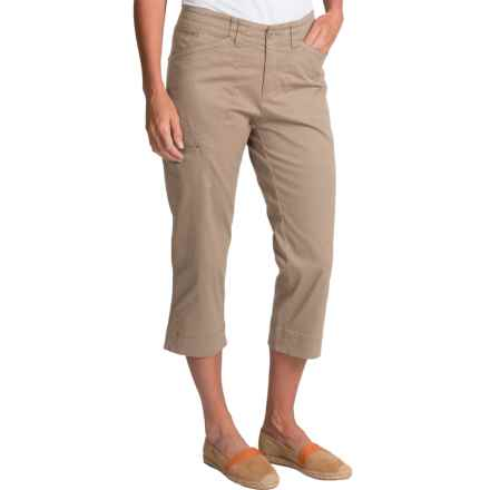 Woolrich Wood Dove Capris - UPF 50 (For Women) in Khaki - Closeouts