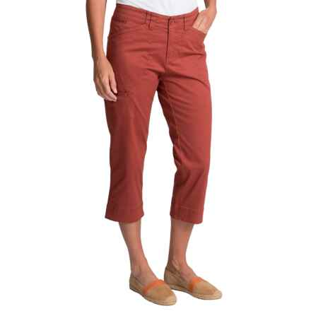 Woolrich Wood Dove Capris - UPF 50 (For Women) in Spice - Closeouts
