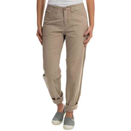 Woolrich Wood Dove Classic Chino Pants (For Women) in Khaki - Closeouts