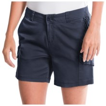 Woolrich Wood Dove Shorts - UPF 50 (For Women) in Deep Indigo - Closeouts