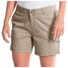 Woolrich Wood Dove Shorts - UPF 50 (For Women) in Khaki - Closeouts