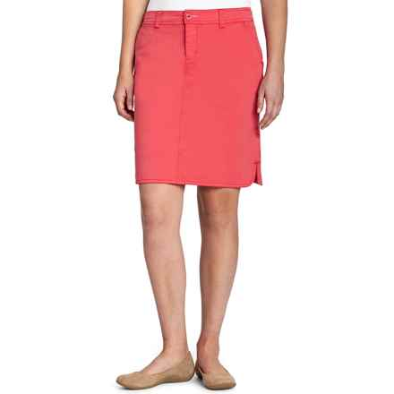 Woolrich Wood Dove Skirt - Reflex Stretch, UPF 50+ (For Women) in Carmine - Closeouts