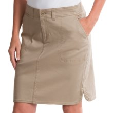 Woolrich Wood Dove Skirt - UPF 50 (For Women) in Khaki - Closeouts