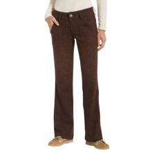 Woolrich Woodlyn Wool Tweed Pants - Bootcut (For Women) in Dark Roast - Closeouts