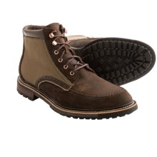 Woolrich Woodwright Canvas Boots (For Men) in Field Tan Canvas - Closeouts