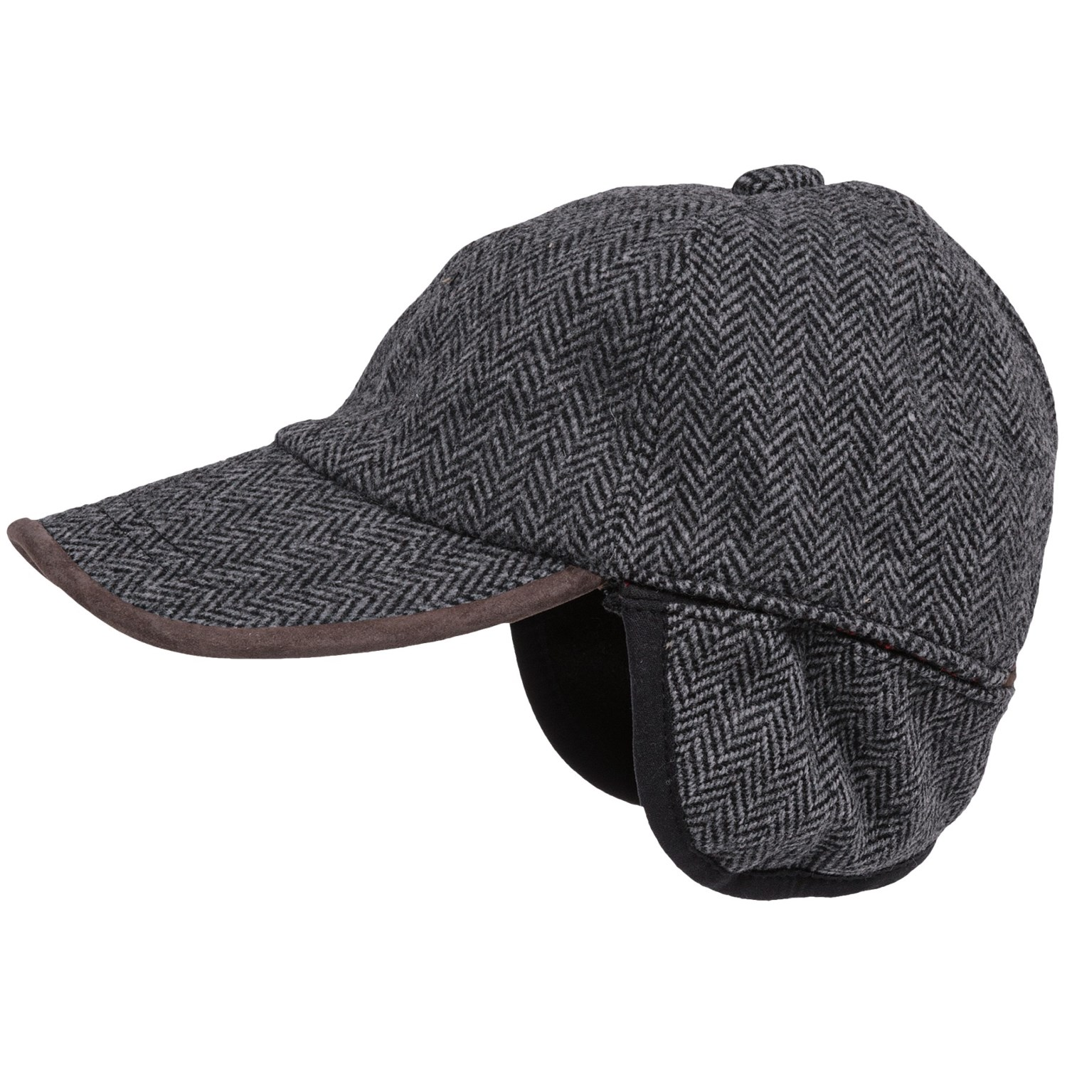 Driving Caps With Ear Flaps Woolrich Wool Cap Ear Flaps