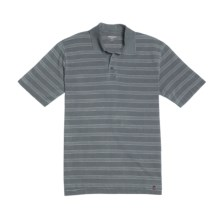 Woolrich Yarmouth Polo Shirt - Cotton Rich, Short Sleeve (For Men) in Navy - Closeouts