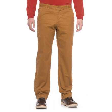 Woolrich Zip-Pocket Chino Pants (For Men) in Chicory - Closeouts