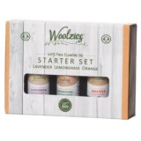 Woolzies Gift Essential Oil Starter Set - Set of 3