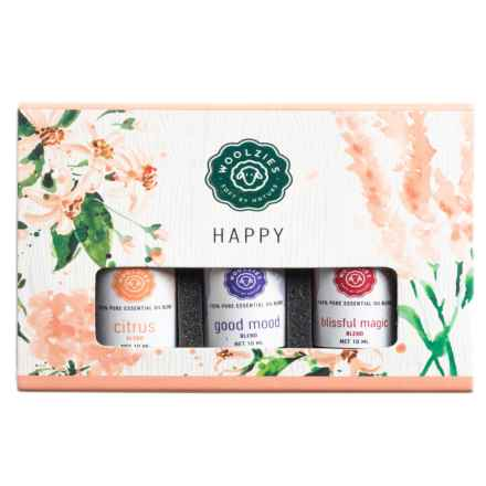 Woolzies Happy Essential Oils - Set of 3 in See Photo - Closeouts