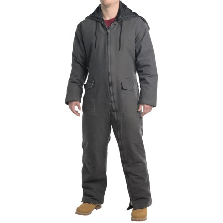 Work King Duck Coveralls - Insulated (For Men)