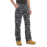 Work King Twill Camo Cargo Pants (For Men)