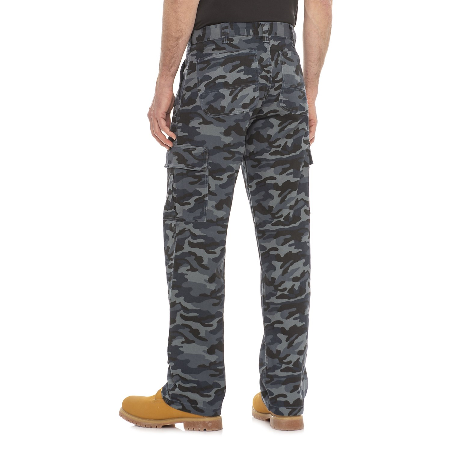 Work King Twill Camo Cargo Pants (For Men) - Save 82% ac39c732a80