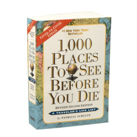 Workman 1000 Places To See Before You Die Book In Multi