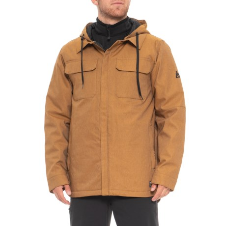 Workman Jacket - Waterproof, Insulated (For Men) - DUCK (L )