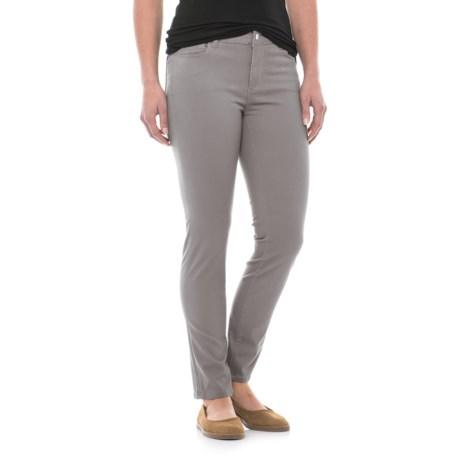 Workshop Republic Clothing Ankle Pants - Cotton Blend (For Women)
