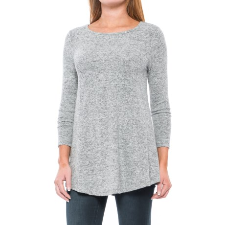 Workshop Republic Clothing Knit Shirt - 3/4 Sleeve (For Women)