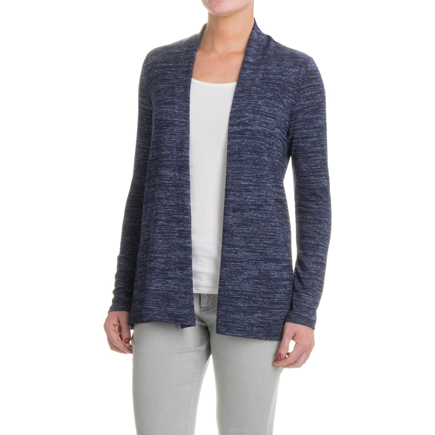 Workshop Republic Clothing Open-Front Cardigan Sweater (For Women ...