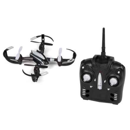 World Tech Toys Nano Prowler Remote-Controlled Quad Drone - 2.4 GHz, 4.5 CH in See Photo - Closeouts