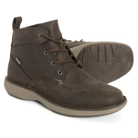 World Vue Chukka Boots - Waterproof (For