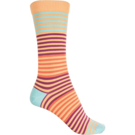 145988ec325 World s Softest Knit Pickin  Collection Market Stripe Socks - Crew (For  Women) in
