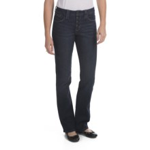 Worn Camilla Heirloom Jeans - Bootcut, Button Fly (For Women) in Blue Jay - Closeouts