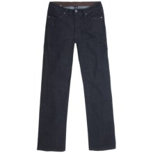 Worn Denim Columbia Jeans - Straight Leg (For Men) in Dark Resin Wash - Closeouts