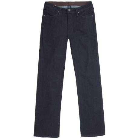 Worn Denim Columbia Jeans - Straight Leg (For Men) in Dark Resin Wash