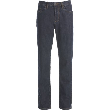 Worn Denim Octane Jeans - Relaxed Fit, Straight Leg (For Men) in Enzyme Wash