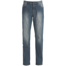 Worn Denim Octane Jeans - Relaxed Fit, Straight Leg (For Men) in Light Tint Wash - Closeouts