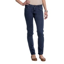 Worn Nic Nac Denim Jeans - Reversible, Skinny Leg (For Women) in In And Out Wash - Closeouts